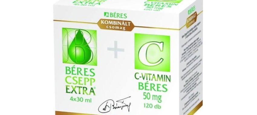 c vitamin csepp